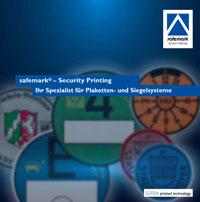 witte safemark plaketten  und siegelsysteme thumbnail - Fahrzeug-Plaketten | safemark<sup>®</sup>