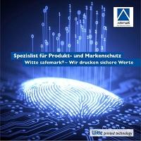 Witte safemark® - Produkt- und Markenschutz