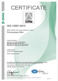 iso 14001 2015 en vorschau - Witte plusguide GmbH