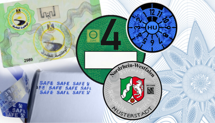 plaketten safemark 1 - Witte safemark GmbH