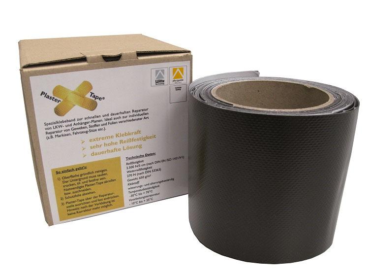 plastertape 100 mm mit Verpackung