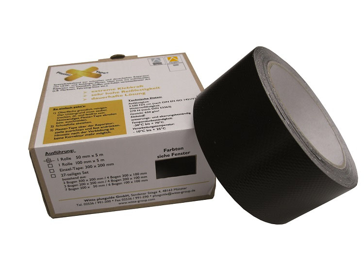plastertape 50 mm mit Verpackung