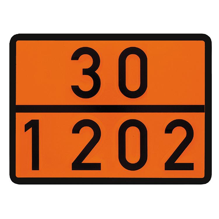 1000240 - Warntafeln