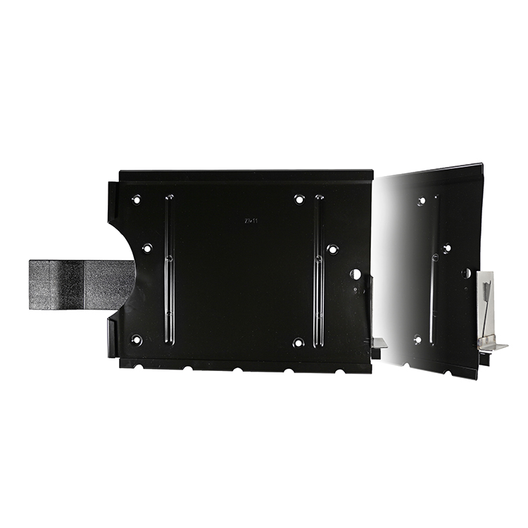 1000930 Fuehrungsrahmen mit Flacheisen Weiss - Führungsrahmen mit Flacheisen / 405 x 305 mm (Einzelansicht)