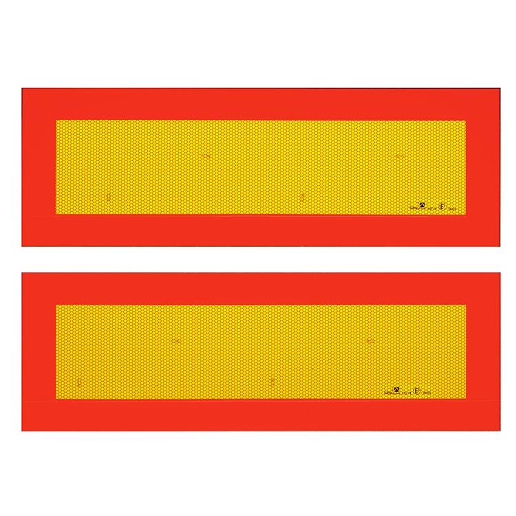 1300000 - Kennzeichnungstafel nach ECE 70 (Einzelansicht)