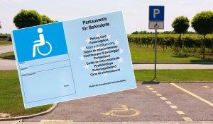Parkausweis Behinderte 300x176 - Parking facilitations