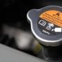 Laseretikett Motorkühlung