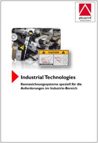 Prospekt: IndustrialTechnologies