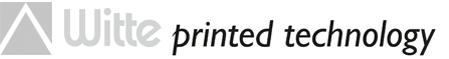 Firmengruppe Witte Retina Logo
