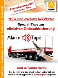 Flyer Alarm Tape Thumbnail - Plusguide Alarm Tape<sup>®</sup>