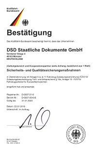 KBA ZBI DSD Vorschau - DSD Staatliche Dokumente GmbH