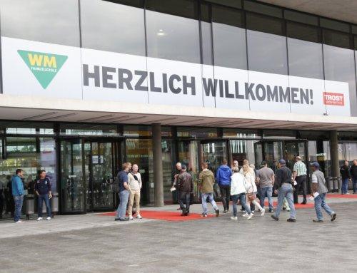 Witte auf der WM SE Werkstattmesse in Stuttgart, vom 4. bis 6. Mai 2018