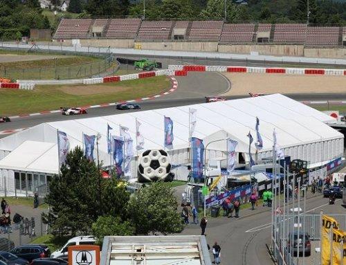 Witte plusguide® auf dem ADAC Truck-Grand-Prix auf dem Nürburgring