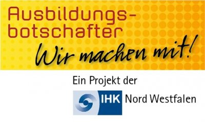 ausbildungsbotschafter bei witte 400x238 - Projektstart mit IHK-Ausbildungsbotschafter Manuel Gersitz