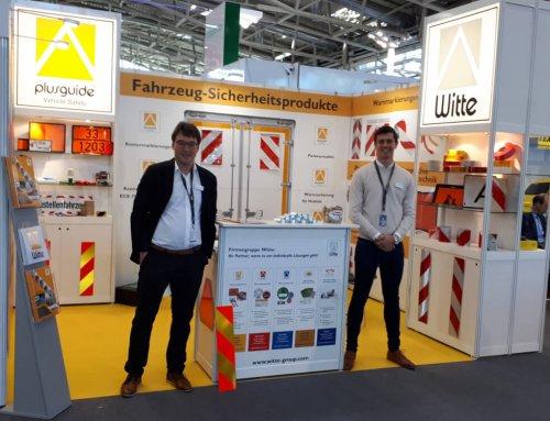 Witte plusguide® präsentiert sich in München