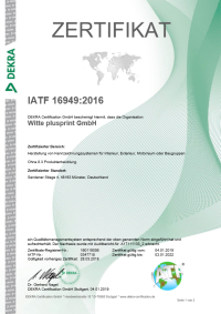 IATF 16949 vorschau dt - Witte plusprint GmbH