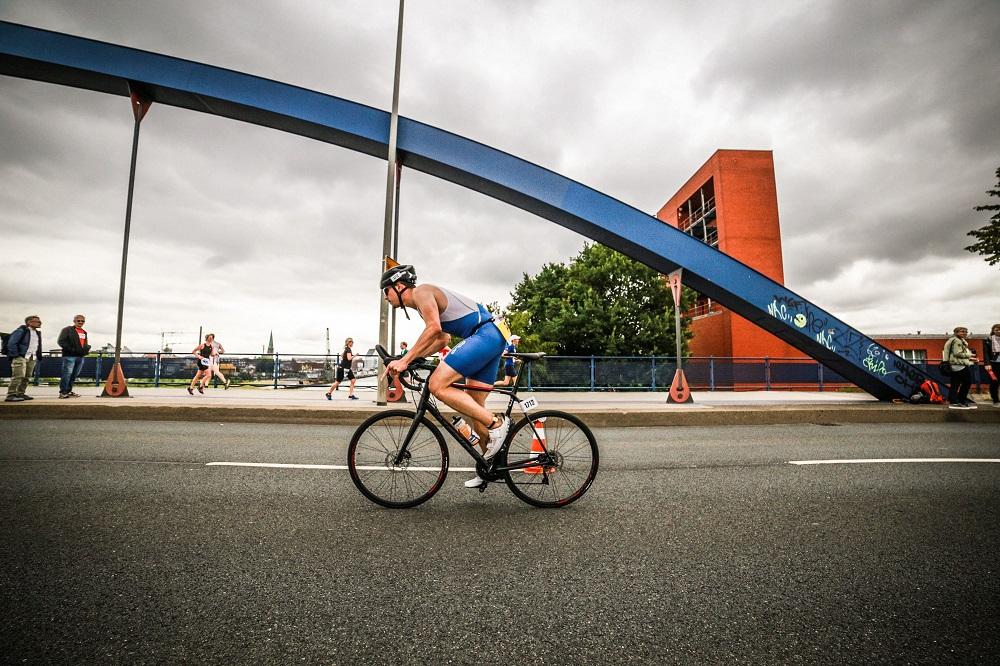 Witte-Student Manuel belegt Platz 63 beim Sparda-Triathlon
