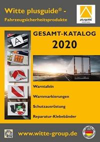 Witte plusguide Katalog 2020 thumbnail - Conspicuity markings