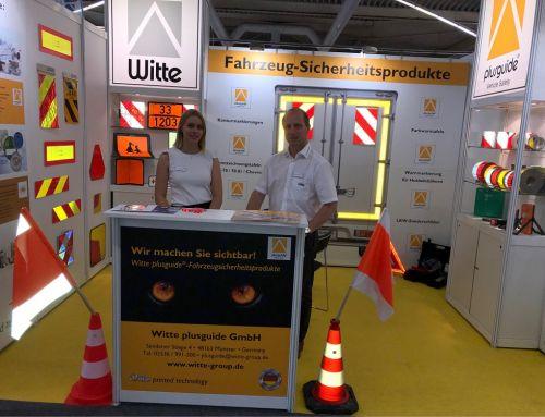 Wir machen Sie sichtbar! Witte plusguide® auf der WM-Messe in Dortmund