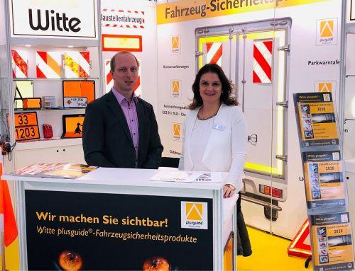 Servus aus München: Witte plusguide® stellt mit WM SE aus.