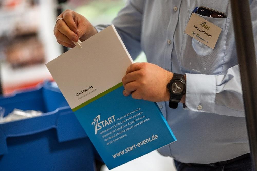 Witte Group START 3 2019 - START – Schule trifft Beruf, die zweite!