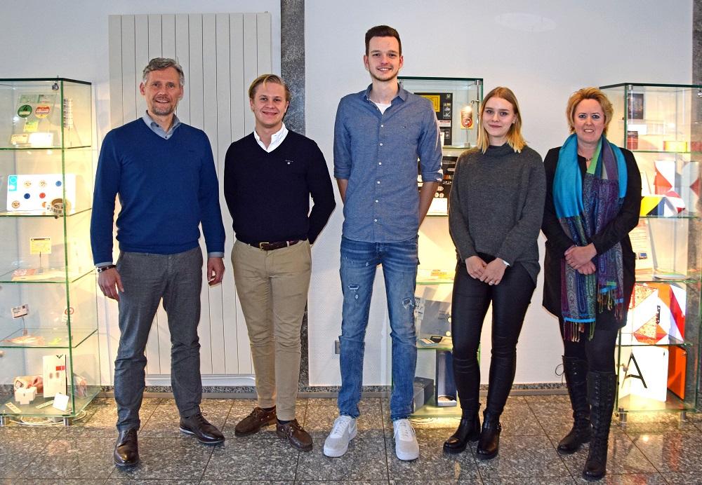 Witte Group Abschlusspruefung bestanden Azubis 01 2020 - Aktuelles