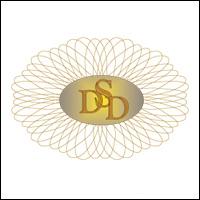 Witte DSD Logo - DSD Staatliche Dokumente® - Impresora de documentos gubernamentales