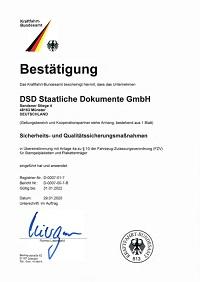 dsd kba sp 2020 thumbnail - DSD Staatliche Dokumente GmbH