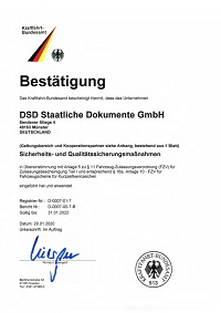 dsd kba zbi 2020 thumbnail - DSD Staatliche Dokumente GmbH