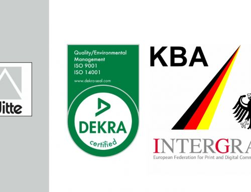 Witte-Firmen erfolgreich durch KBA, Intergraf und DEKRA re-zertifiziert
