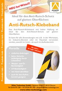 anti rutsch klebeband vorschau - Industriewarnmarkierungen