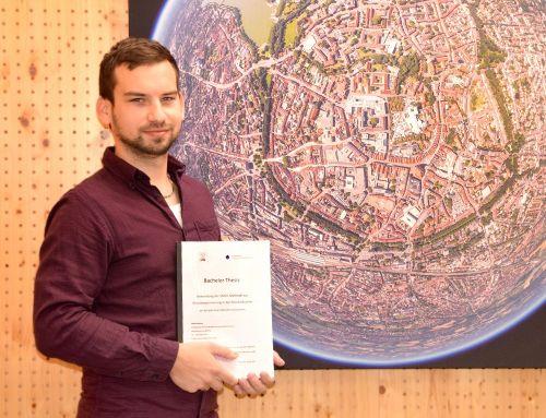 Witte-Werkstudent erhält Bachelor zum Thema Rüstzeitoptimierung in der Druckindustrie