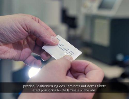 Keine Chance für Abrieb oder Chemikalien! So schützen Sie Ihre Kennzeichnung im Handumdrehen.