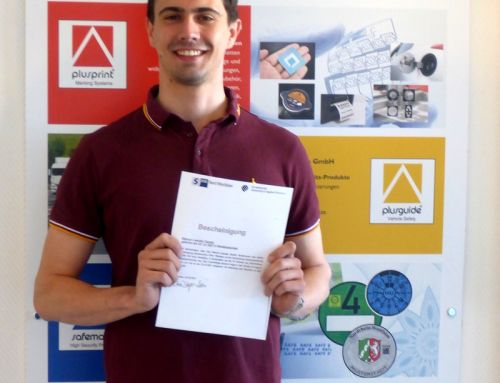 Erster Witte-Student schließt duales Studium ab!