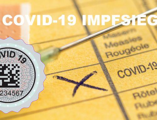 COVID-19-Impfsiegel
