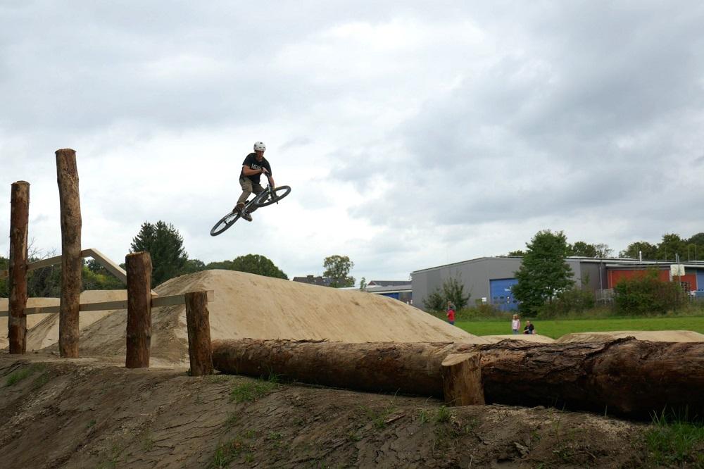 Bikepark - Concordia-Albachten.